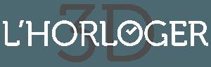 Spécialiste des illustrations et rendus 3D de montres photo réalistes Logo